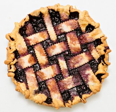 Black Raspberry (Lattice Crust)