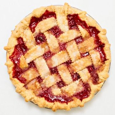 Cherry Pie (Lattice Crust)