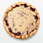 "Dutch ""Go BLUEberry"" Pie"