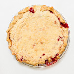 "Dutch Red Raspberry ""Kisser Pie"""