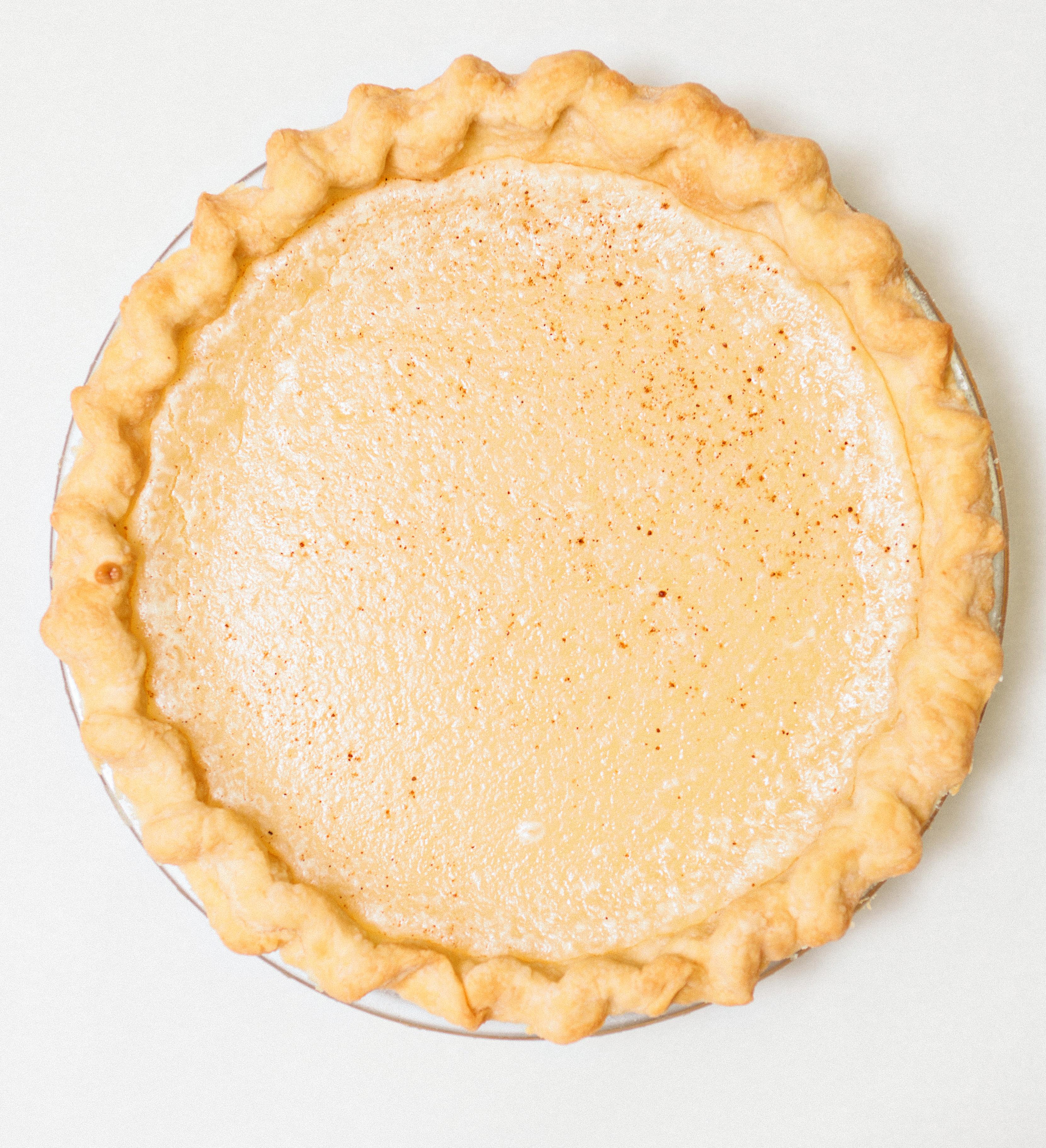 "Sugar Cream ""Hoosier Sugar Pie"" | My Sugar Pie"